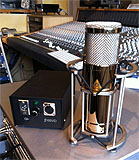 MKL-111 tube microphone